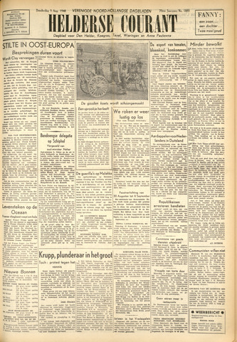 Heldersche Courant 1948-08-05