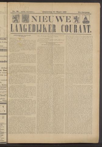 Nieuwe Langedijker Courant 1922-03-30