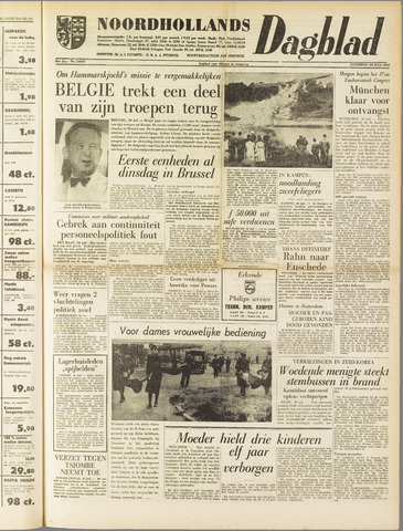 Noordhollands Dagblad : dagblad voor Alkmaar en omgeving 1960-07-30