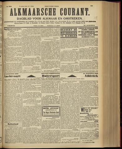 Alkmaarsche Courant 1928-08-24