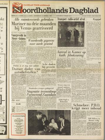 Noordhollands Dagblad : dagblad voor Alkmaar en omgeving 1962-12-14