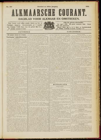 Alkmaarsche Courant 1909-12-04