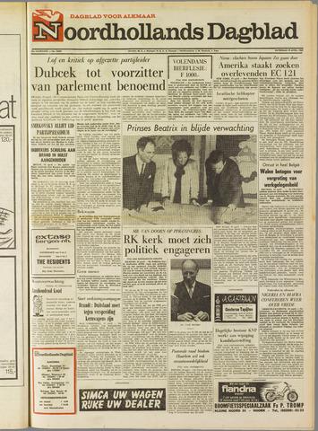 Noordhollands Dagblad : dagblad voor Alkmaar en omgeving 1969-04-19