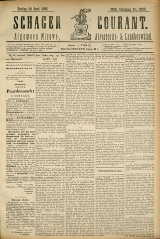 Schager Courant 1895-06-30