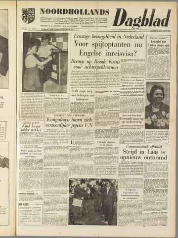 Noordhollands Dagblad : dagblad voor Alkmaar en omgeving 1961-03-11