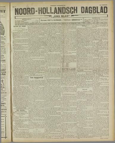 Ons Blad : katholiek nieuwsblad voor N-H 1921-11-07