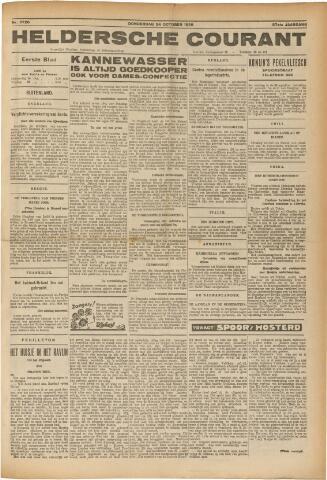 Heldersche Courant 1929-10-24