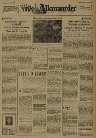 De Vrije Alkmaarder 1947-06-11