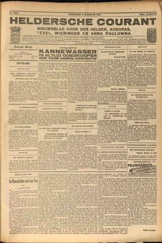 Heldersche Courant 1928-08-09