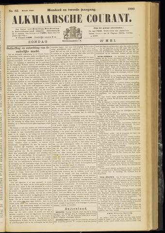 Alkmaarsche Courant 1900-05-27