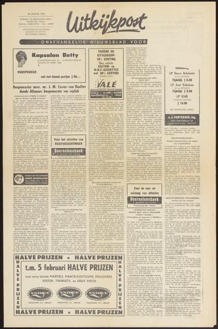 Uitkijkpost : nieuwsblad voor Heiloo e.o. 1970-01-28