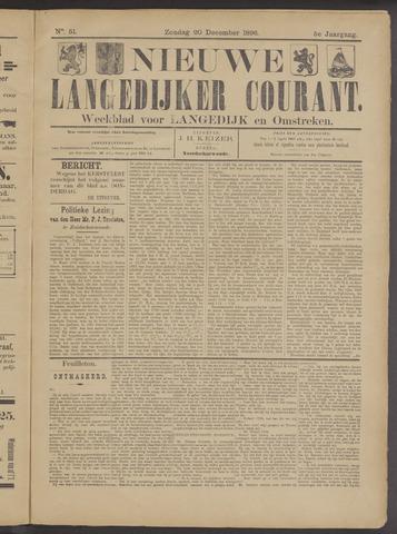 Nieuwe Langedijker Courant 1896-12-20