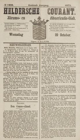 Heldersche Courant 1873-10-29