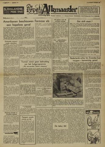 De Vrije Alkmaarder 1950-01-05