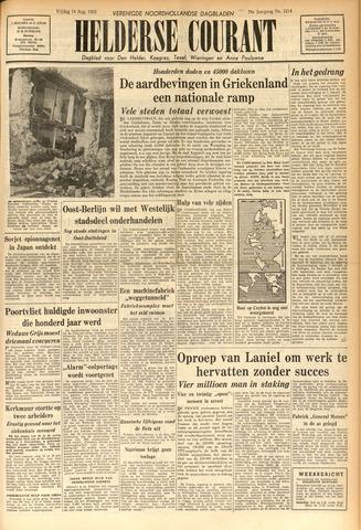 Heldersche Courant 1953-08-14