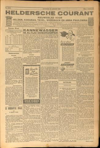 Heldersche Courant 1928-01-14