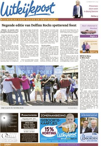 Uitkijkpost : nieuwsblad voor Heiloo e.o. 2014-08-27