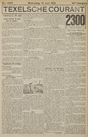 Texelsche Courant 1931-06-10
