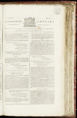Alkmaarsche Courant 1820-08-28
