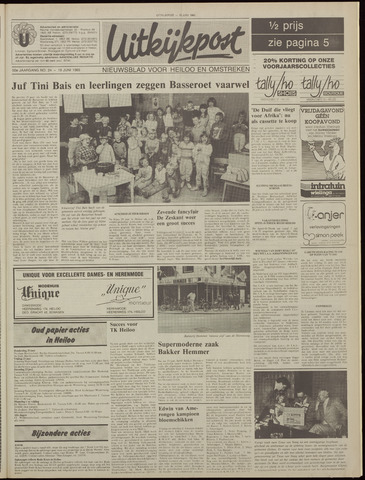 Uitkijkpost : nieuwsblad voor Heiloo e.o. 1985-06-19