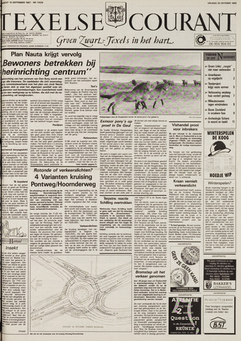 Texelsche Courant 1995-10-20