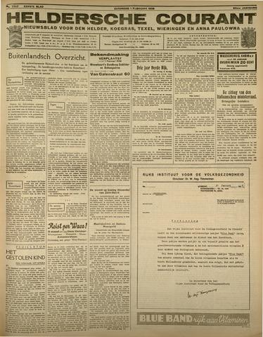 Heldersche Courant 1936-02-01