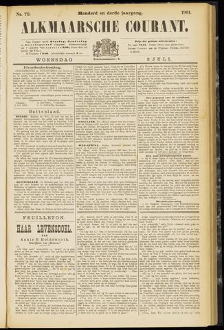 Alkmaarsche Courant 1901-07-03