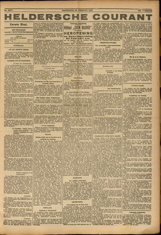 Heldersche Courant 1923-02-22