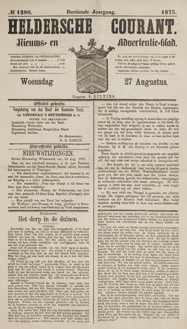 Heldersche Courant 1873-08-27