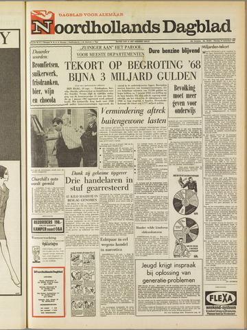 Noordhollands Dagblad : dagblad voor Alkmaar en omgeving 1967-09-19