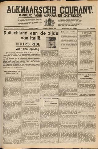 Alkmaarsche Courant 1939-01-31