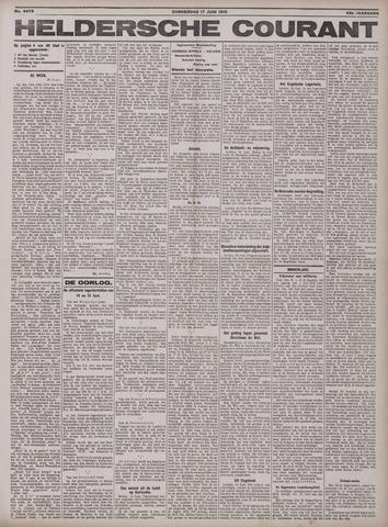 Heldersche Courant 1915-06-17