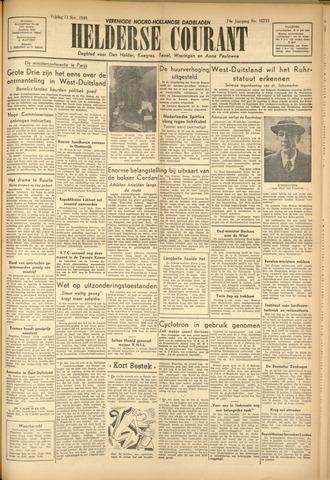 Heldersche Courant 1949-11-11