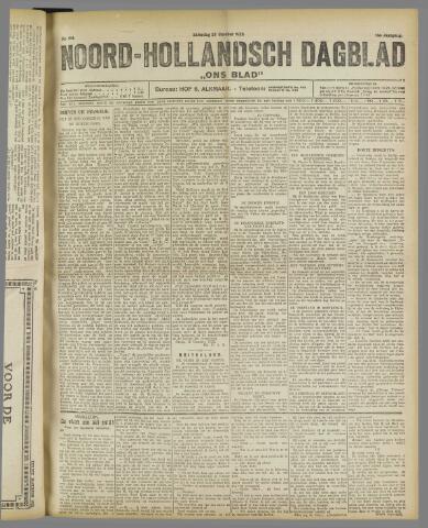 Ons Blad : katholiek nieuwsblad voor N-H 1922-10-28