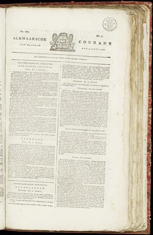 Alkmaarsche Courant 1821-01-29