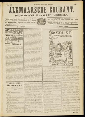 Alkmaarsche Courant 1912-12-17