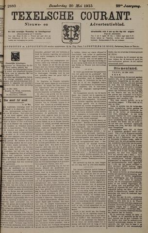 Texelsche Courant 1915-05-20
