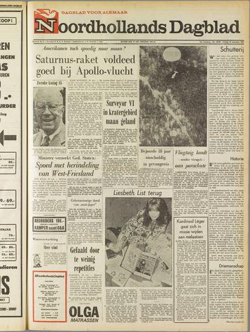 Noordhollands Dagblad : dagblad voor Alkmaar en omgeving 1967-11-10