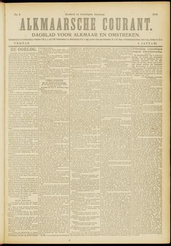 Alkmaarsche Courant 1918-01-04