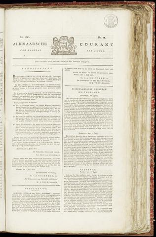Alkmaarsche Courant 1820-07-17