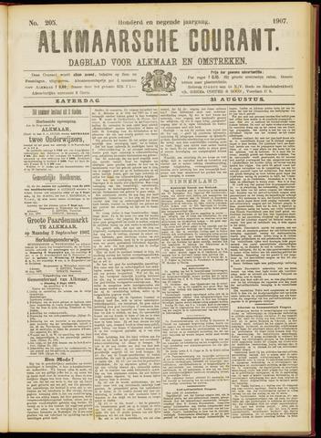 Alkmaarsche Courant 1907-08-31