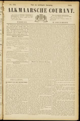 Alkmaarsche Courant 1882-12-22