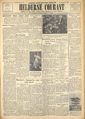 Heldersche Courant 1947-10-23