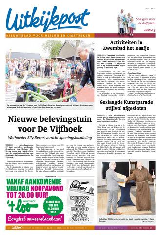 Uitkijkpost : nieuwsblad voor Heiloo e.o. 2015-07-01