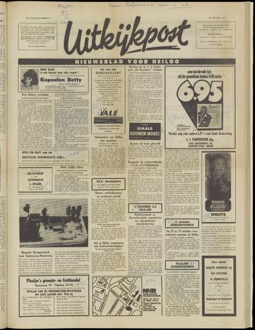 Uitkijkpost : nieuwsblad voor Heiloo e.o. 1971-10-20