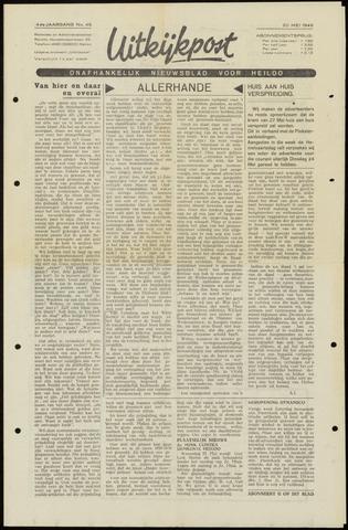 Uitkijkpost : nieuwsblad voor Heiloo e.o. 1949-05-20