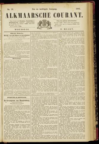 Alkmaarsche Courant 1884-03-12