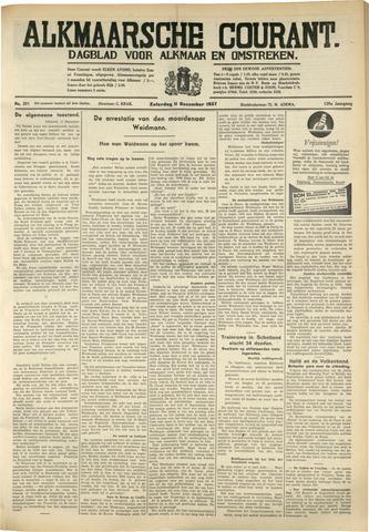 Alkmaarsche Courant 1937-12-11