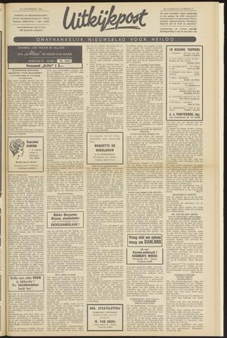 Uitkijkpost : nieuwsblad voor Heiloo e.o. 1963-09-26
