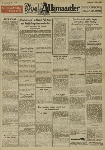 De Vrije Alkmaarder 1948-05-03